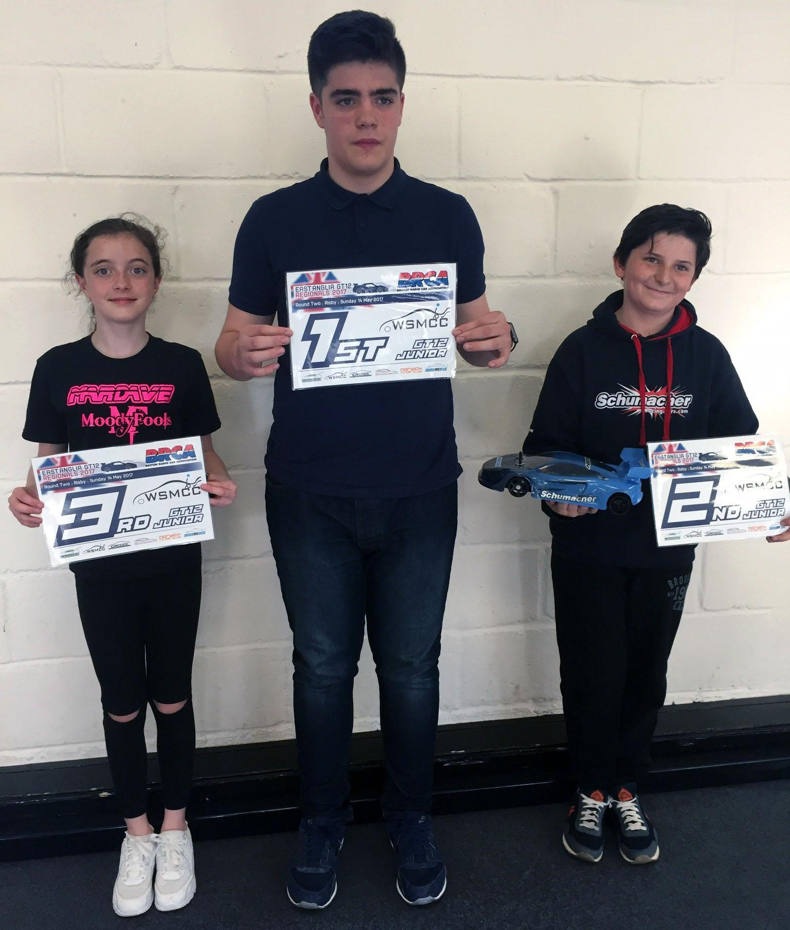 risby top 3 juniors